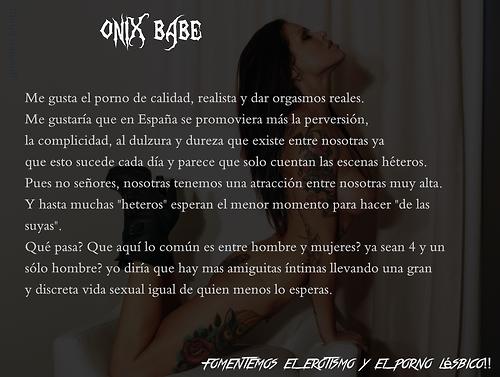 Onix Babe en Tumblr