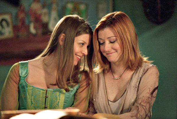 Willow y Tara