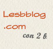 Logotipo Lesbblog cuadrado