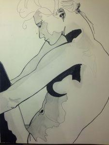 Pintura de Carmen Bardo